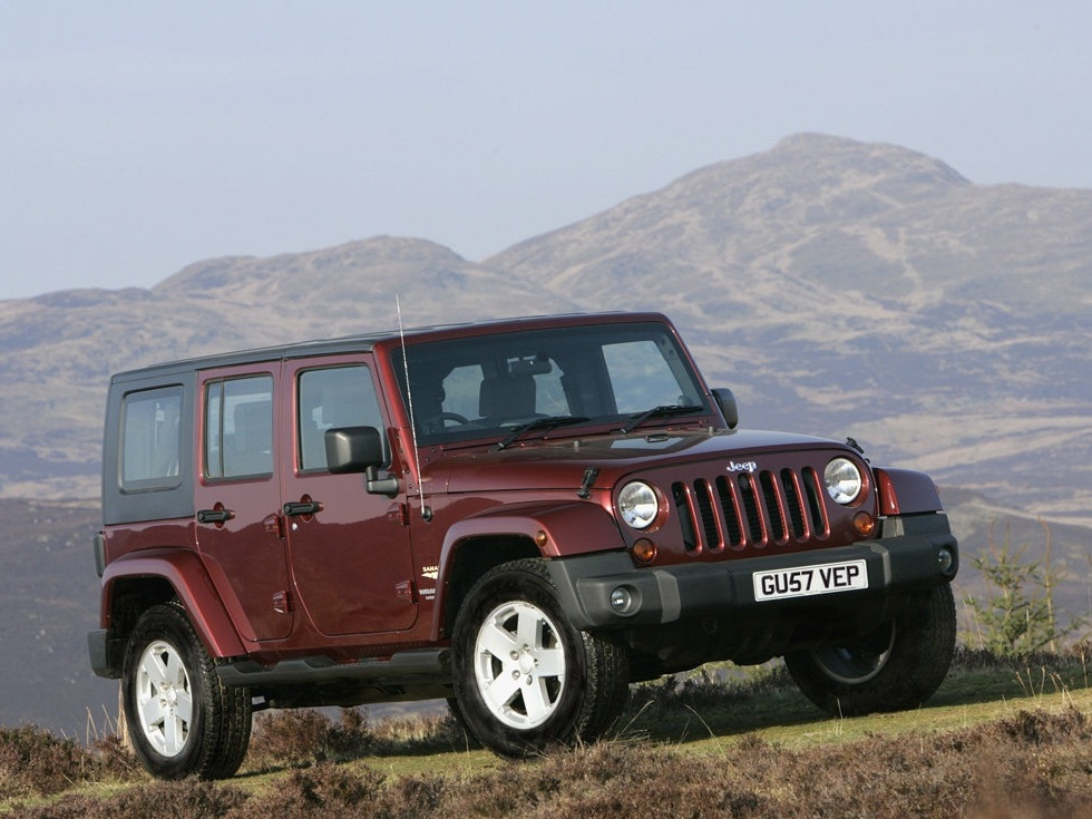 Featured Image of 2008 Unlimited Jeep Wrangler UK Version Review