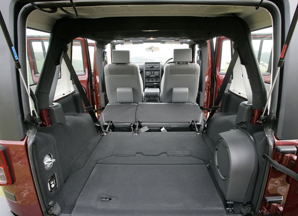 Jeep Wrangler Unlimited UK Version (View 6 of 9)
