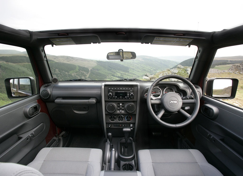 Jeep Wrangler Unlimited UK Version (View 7 of 9)