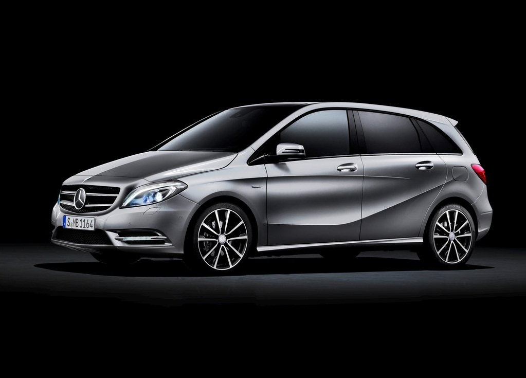 Featured Image of 2012 New Mercedes Benz B Class Info Concept