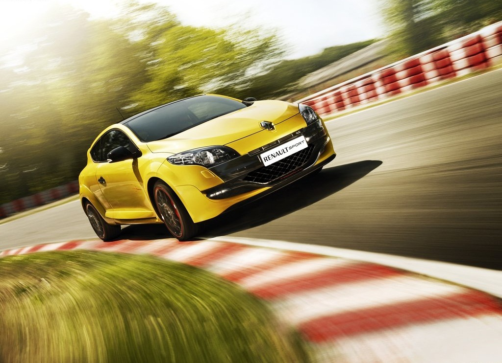 Renault Megane RS Trophy (2012) (View 6 of 7)