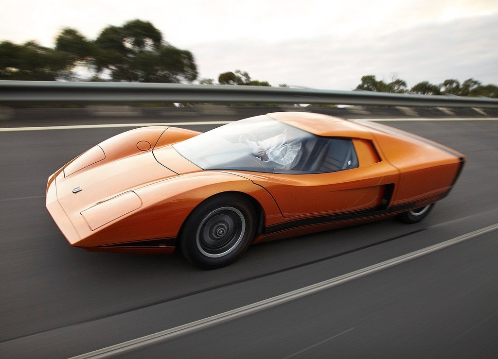 1969 Holden Hurricane Innovative Emotional Concept Review Pictures Gallery (8 Images)