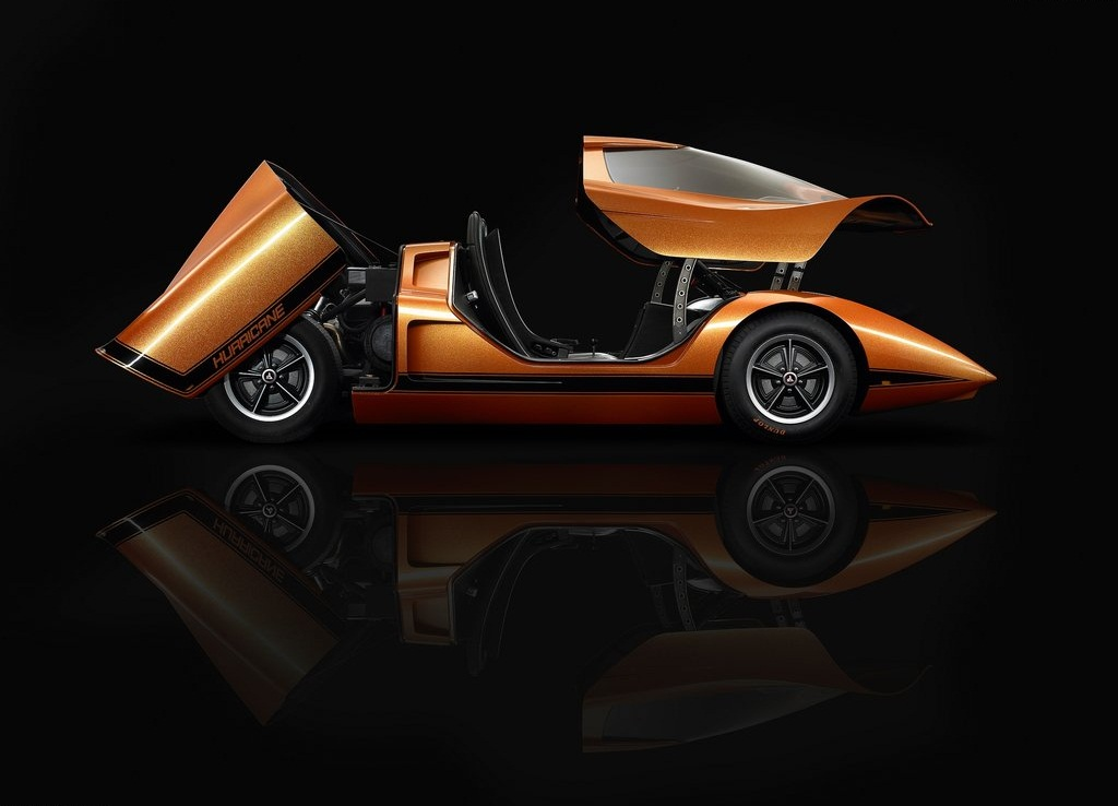 1969 Holden Hurricane Concept Body (View 2 of 8)