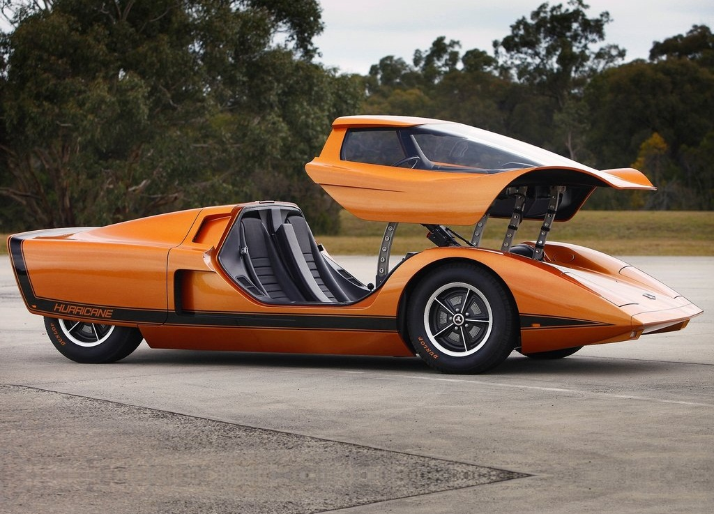 1969 Holden Hurricane Concept Body (Photo 3 of 8)