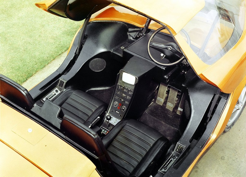 1969 Holden Hurricane Concept Interior (View 5 of 8)