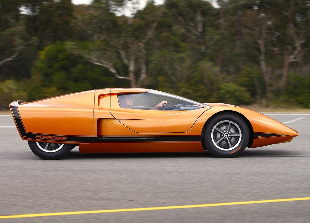 1969 Holden Hurricane Concept Side (View 4 of 8)