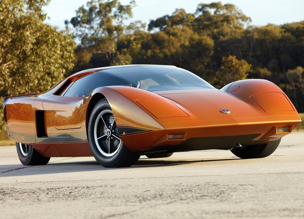 1969 Holden Hurricane Concept (Photo 1 of 8)