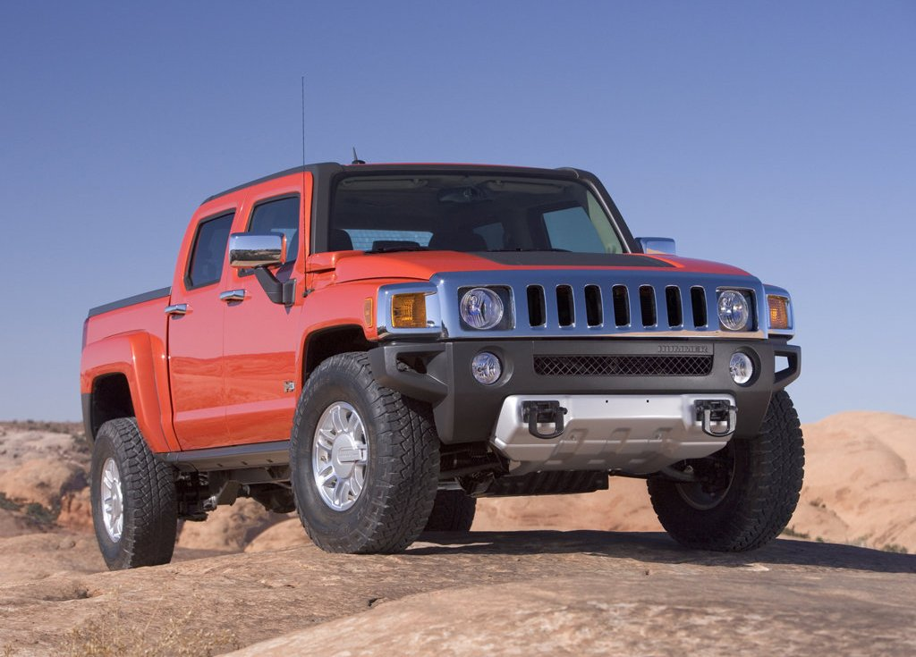 Featured Image of 2009 Hummer H3T Alpha Review