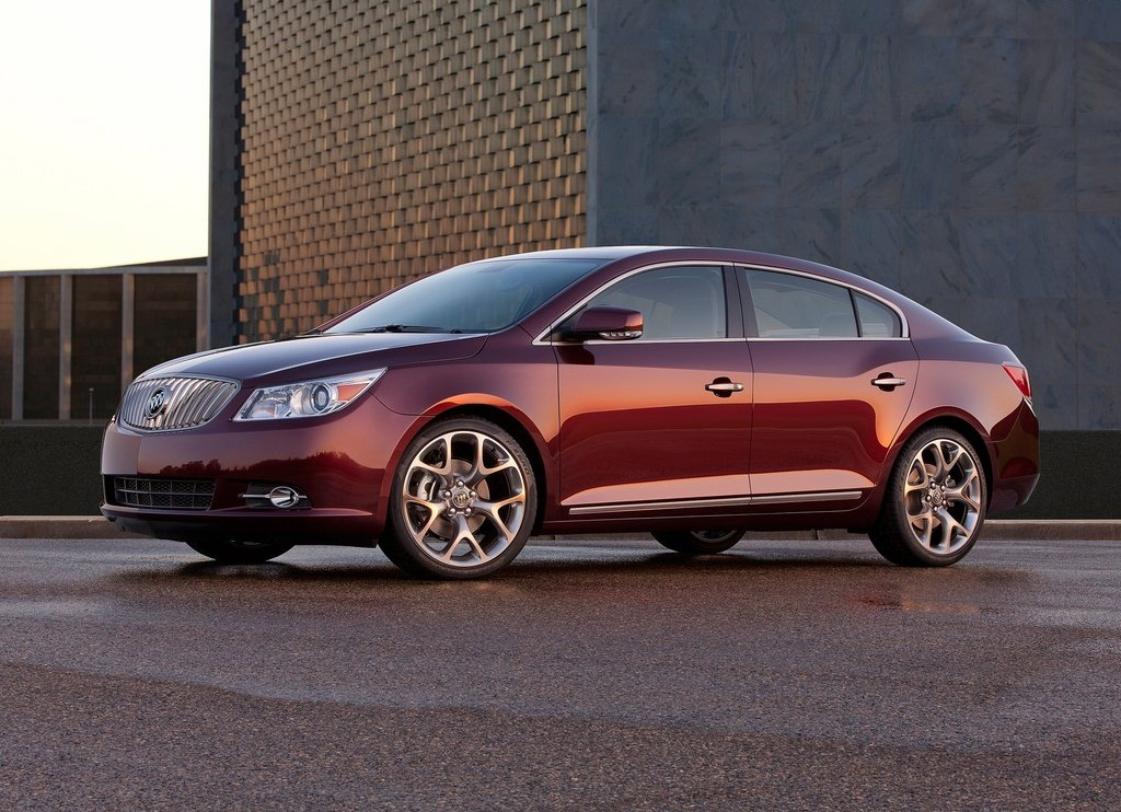 2011 Buick LaCrosse GL Concept (View 1 of 6)
