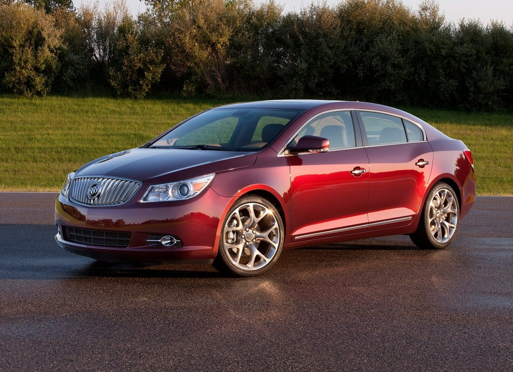 Featured Image of 2011 Buick LaCrosse GL Fine Concept Review
