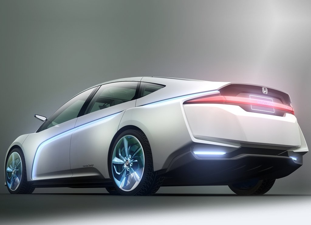 2011 Honda AC X Concept Bottom Rear (View 1 of 7)