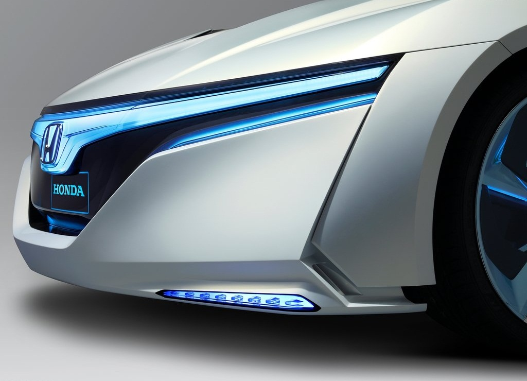 2011 Honda AC X Concept Bumper (View 2 of 7)