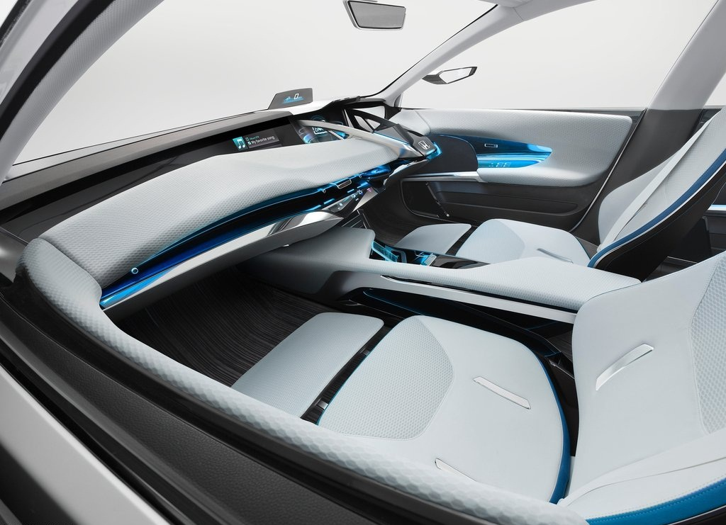 2011 Honda AC X Concept Interior (View 3 of 7)