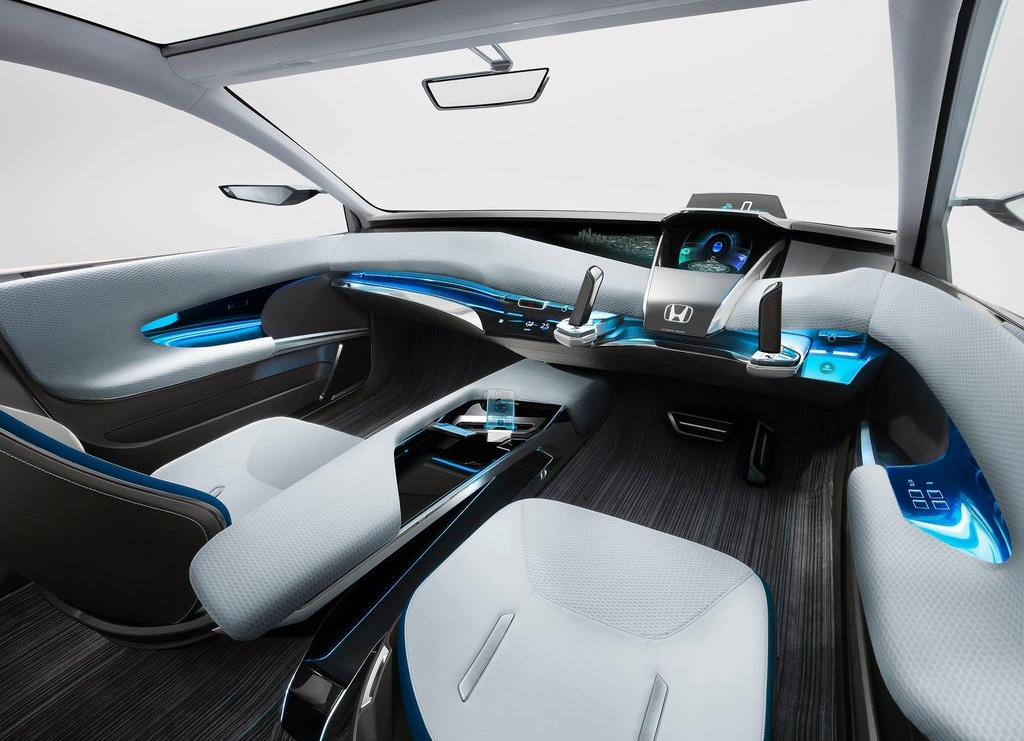 2011 Honda AC X Concept Interior (View 4 of 7)
