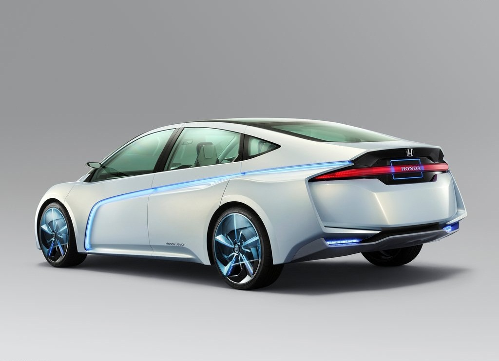 2011 Honda AC X Concept Rear (View 5 of 7)