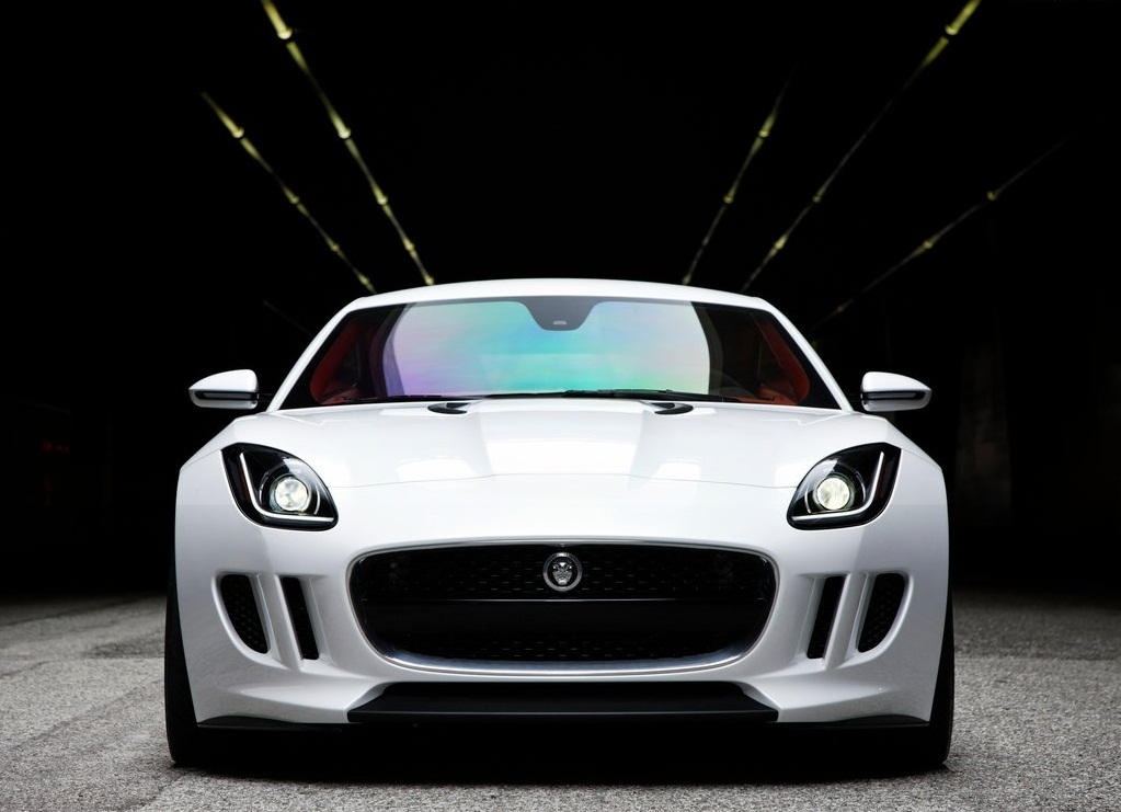 2011 Jaguar C X16 Concept Front (View 2 of 9)