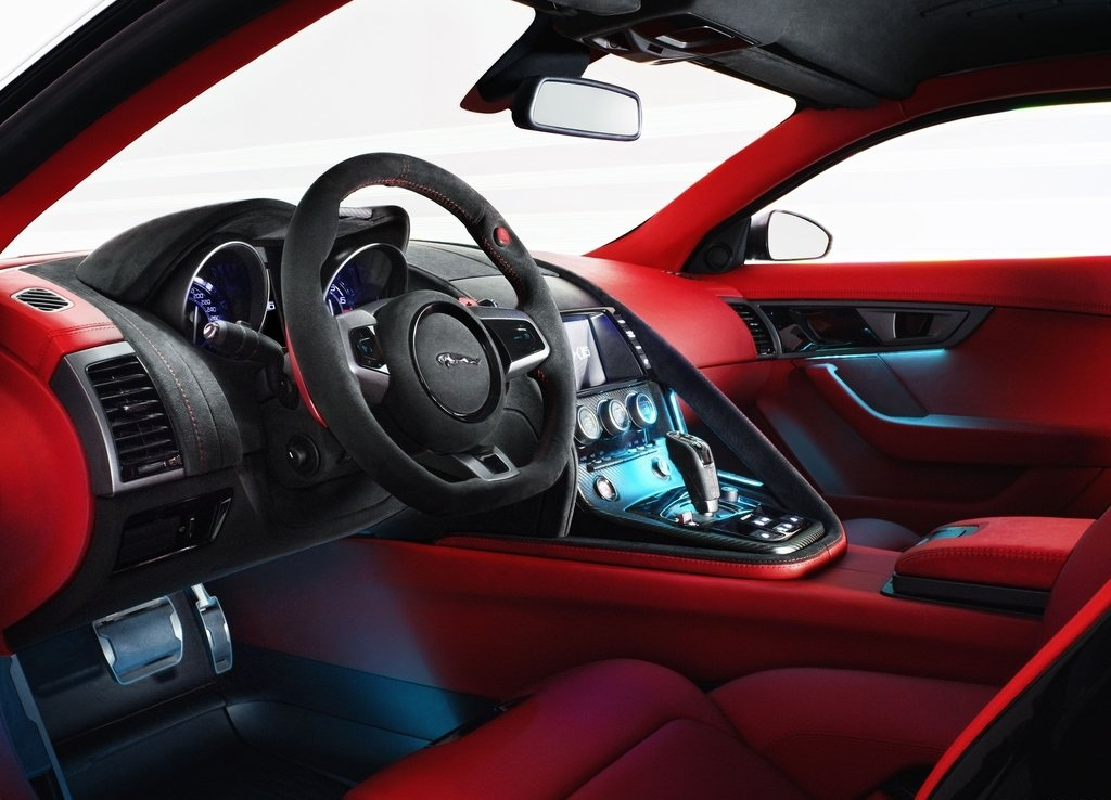 2011 Jaguar C X16 Concept Interior (View 3 of 9)