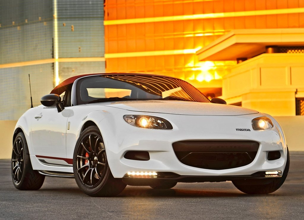 Featured Image of 2011 Mazda MX 5 Spyder Elegant Efficient Sexy Car