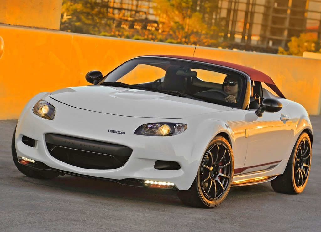 2011 Mazda MX 5 Spyder Concept (View 6 of 7)