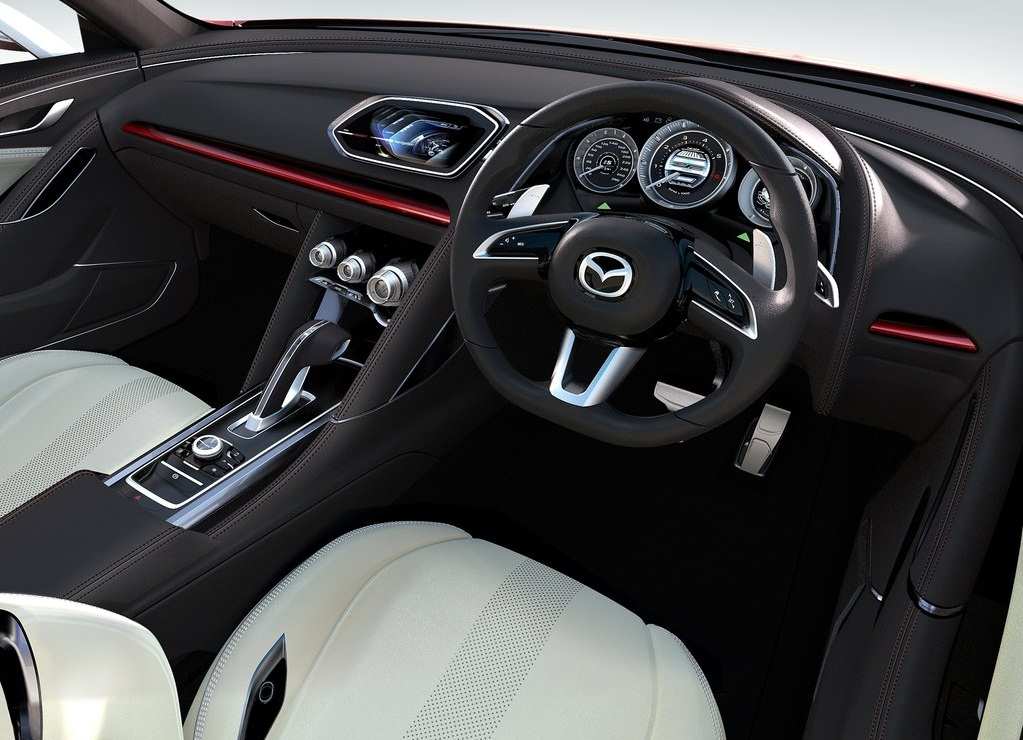 2011 Mazda Takeri Concept Interior (Photo 2 of 5)