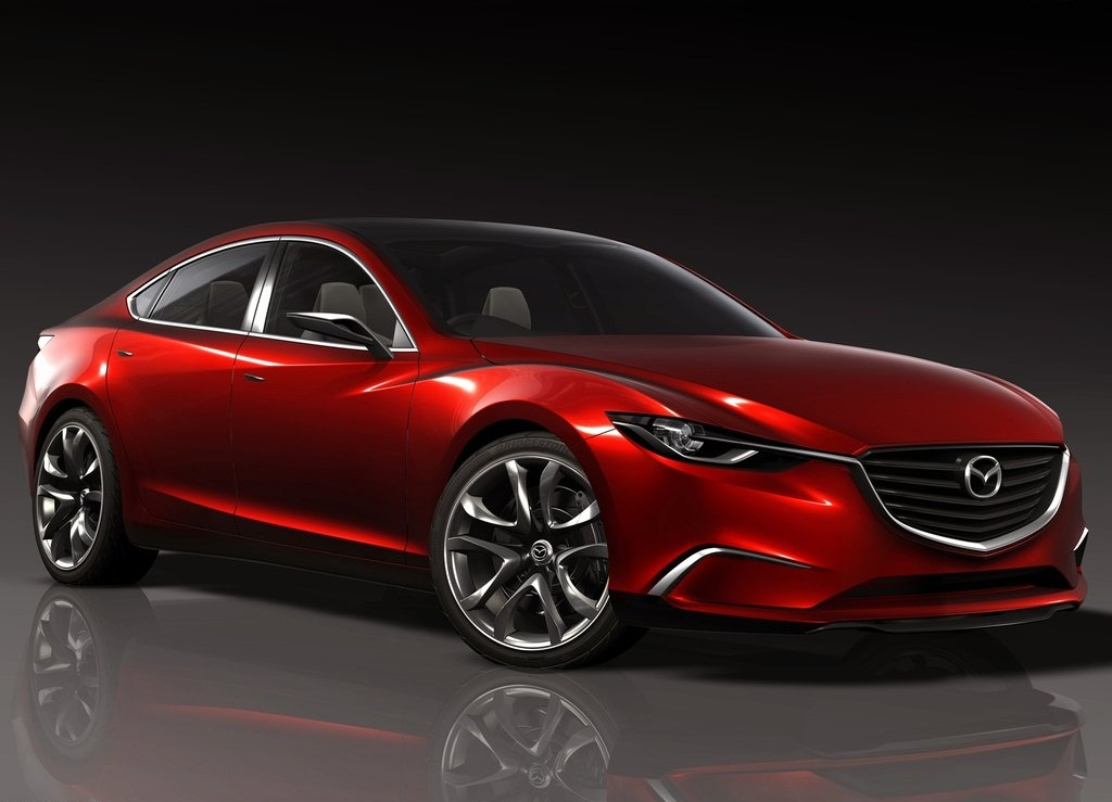 Featured Image of 2011 Mazda Takeri Concept Launched At Tokyo Motor Show November