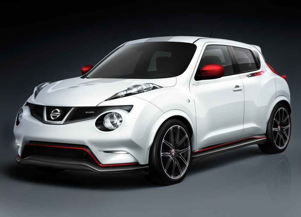 2011 Nissan Juke Nismo (Photo 1 of 2)