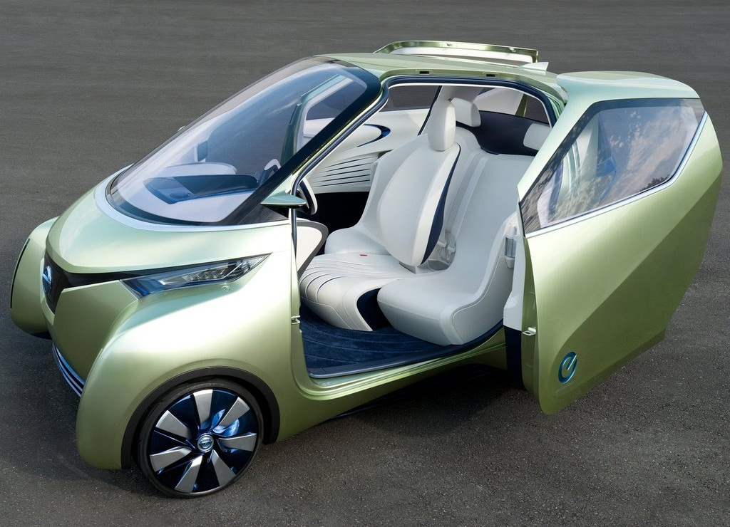 2011 Nissan Pivo 3 Concept  (Photo 2 of 8)