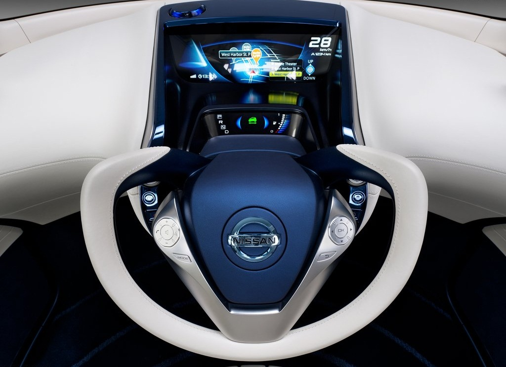 2011 Nissan Pivo 3 Concept Feature (Photo 3 of 8)