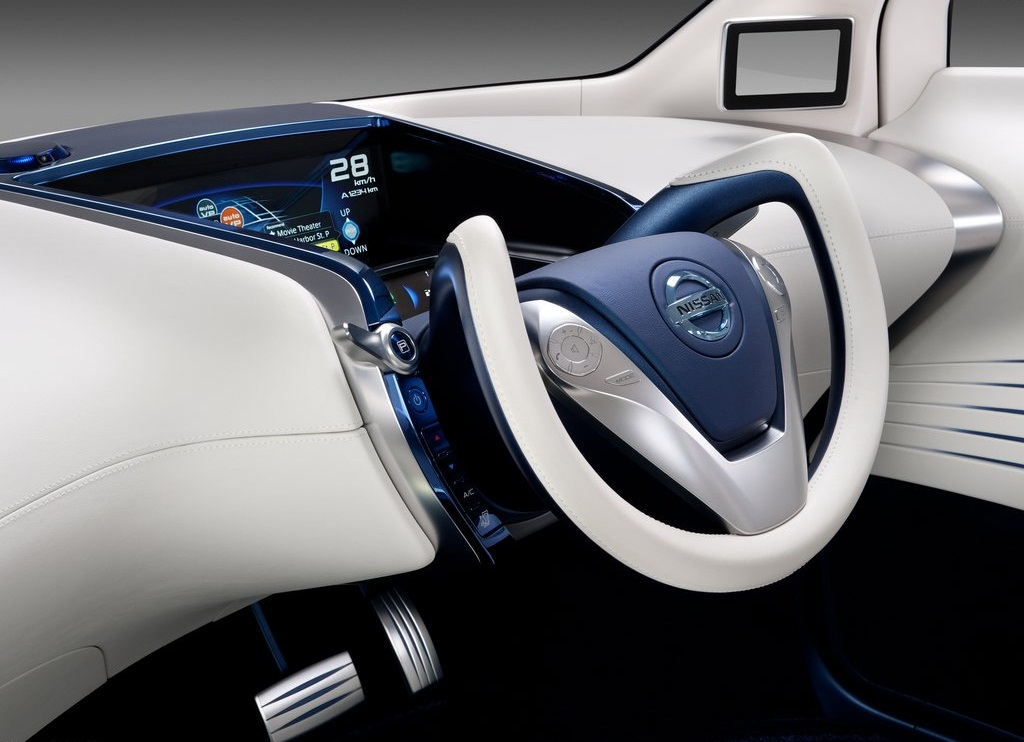 2011 Nissan Pivo 3 Concept Interior  (Photo 6 of 8)