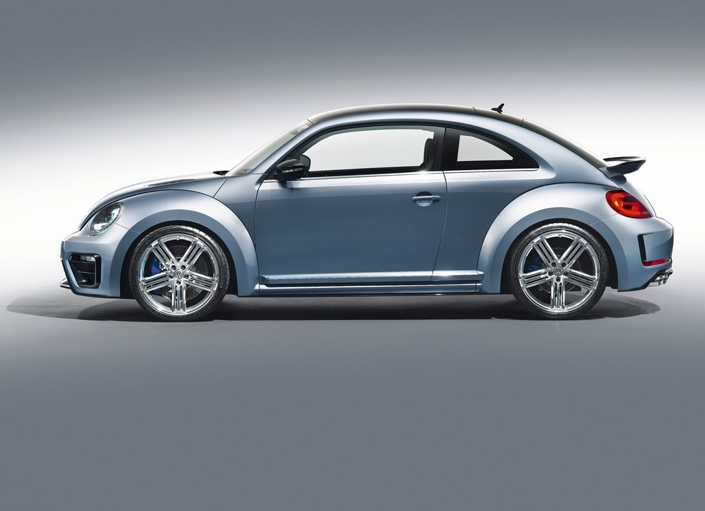 2011 Volkswagen Beetle R Concept Side (View 4 of 5)