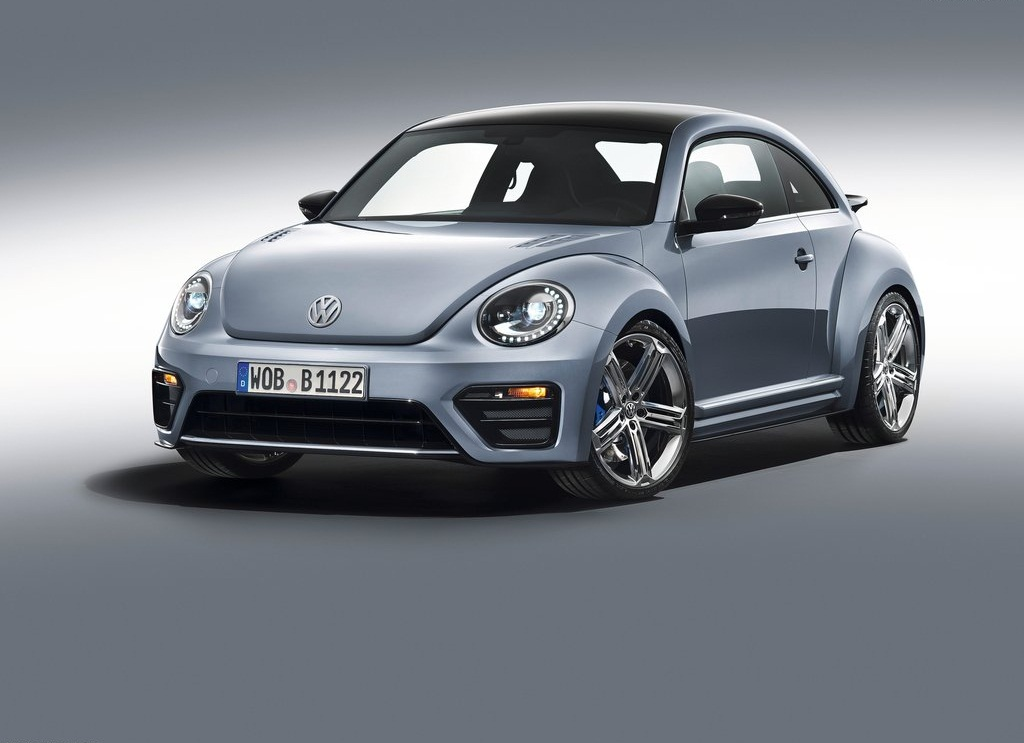 Featured Image of 2011 Volkswagen Beetle R Muscular Concept Review