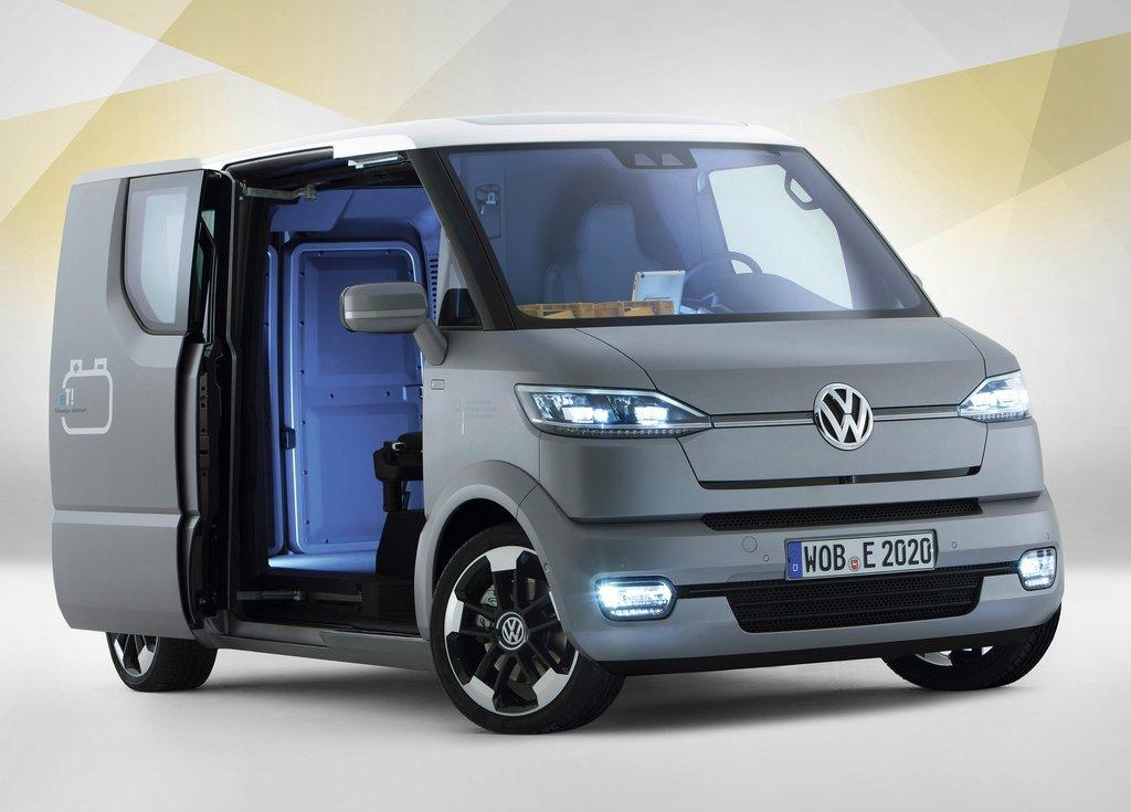 2011 Volkswagen ET Concept (View 1 of 5)