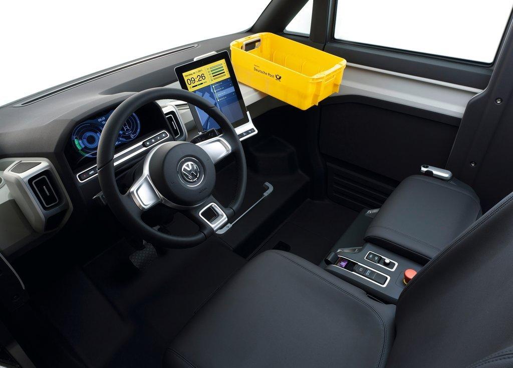 2011 Volkswagen ET Concept Interior (Photo 3 of 5)