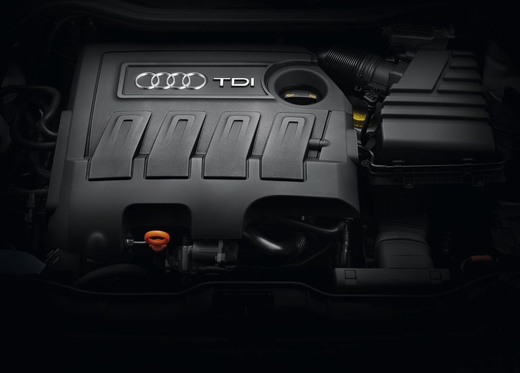 2012 Audi A1 Sportback Engine (Photo 2 of 8)