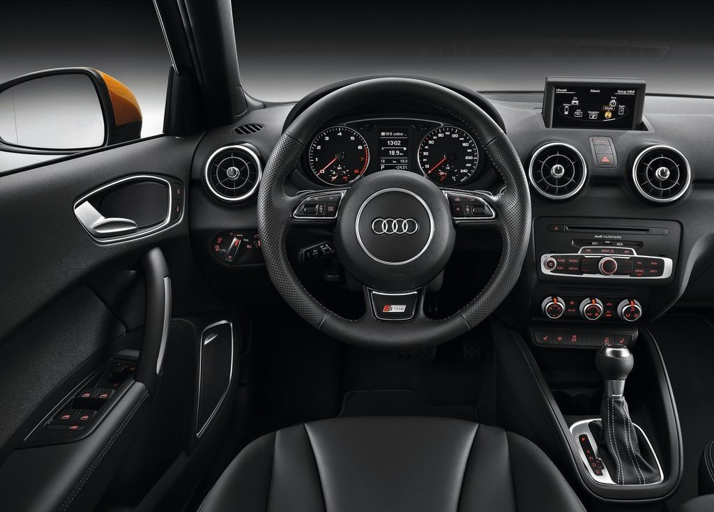 2012 Audi A1 Sportback Interior (Photo 3 of 8)