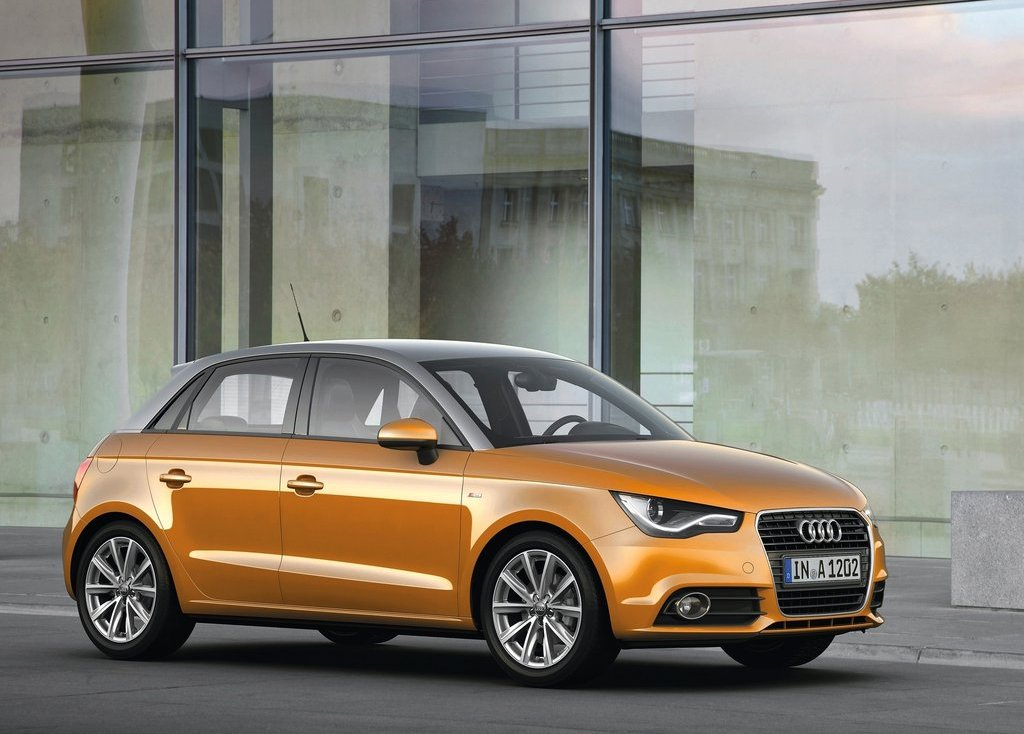 2012 Audi A1 Sportback Right Side (Photo 6 of 8)