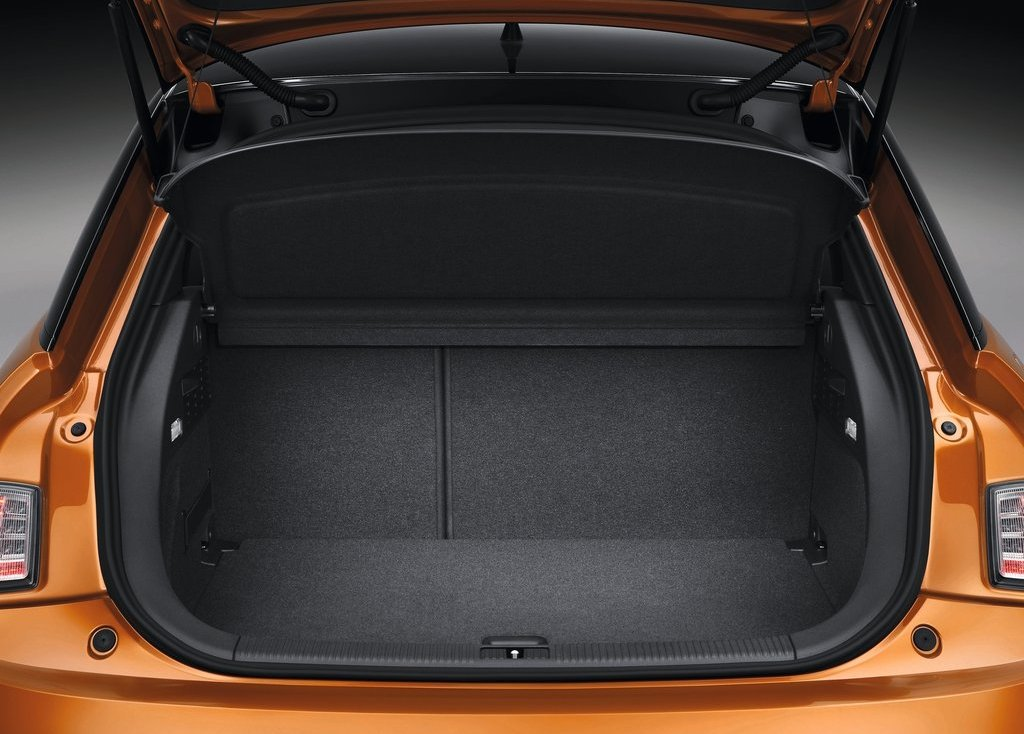2012 Audi A1 Sportback Trunk (Photo 8 of 8)