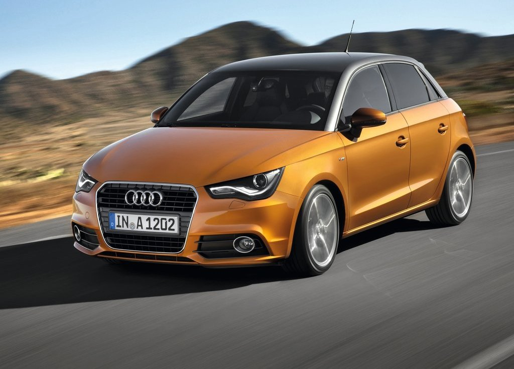 2012 Audi A1 Sportback Car Design Review Pictures Gallery (8 Images)