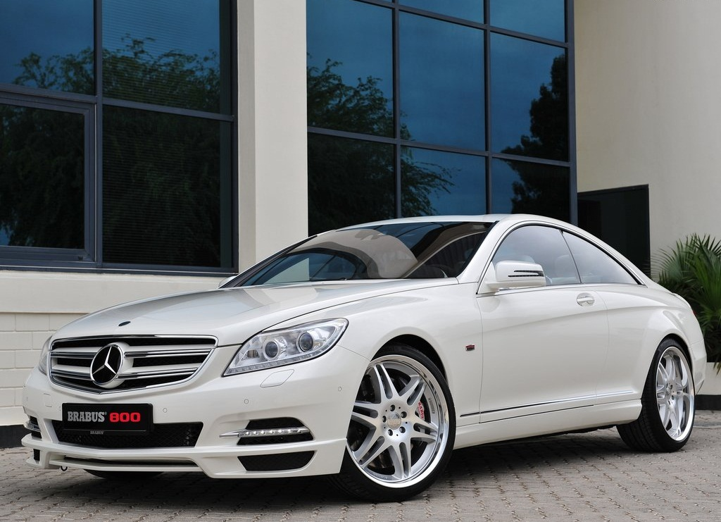Featured Image of 2012 Brabus 800 Aerodynamic Coupe