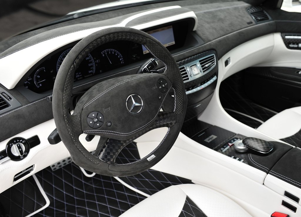 2012 Brabus 800 Coupe Interior (Photo 5 of 7)