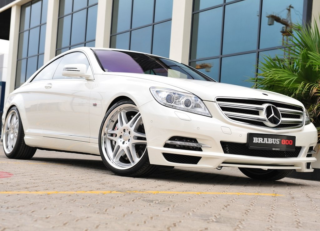 2012 Brabus 800 Coupe (Photo 1 of 7)