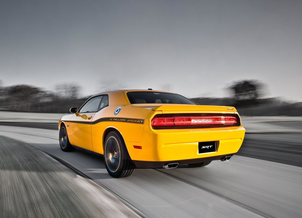 2012 Dodge Challenger SRT8 392 Yellow Jacket  (Photo 6 of 7)
