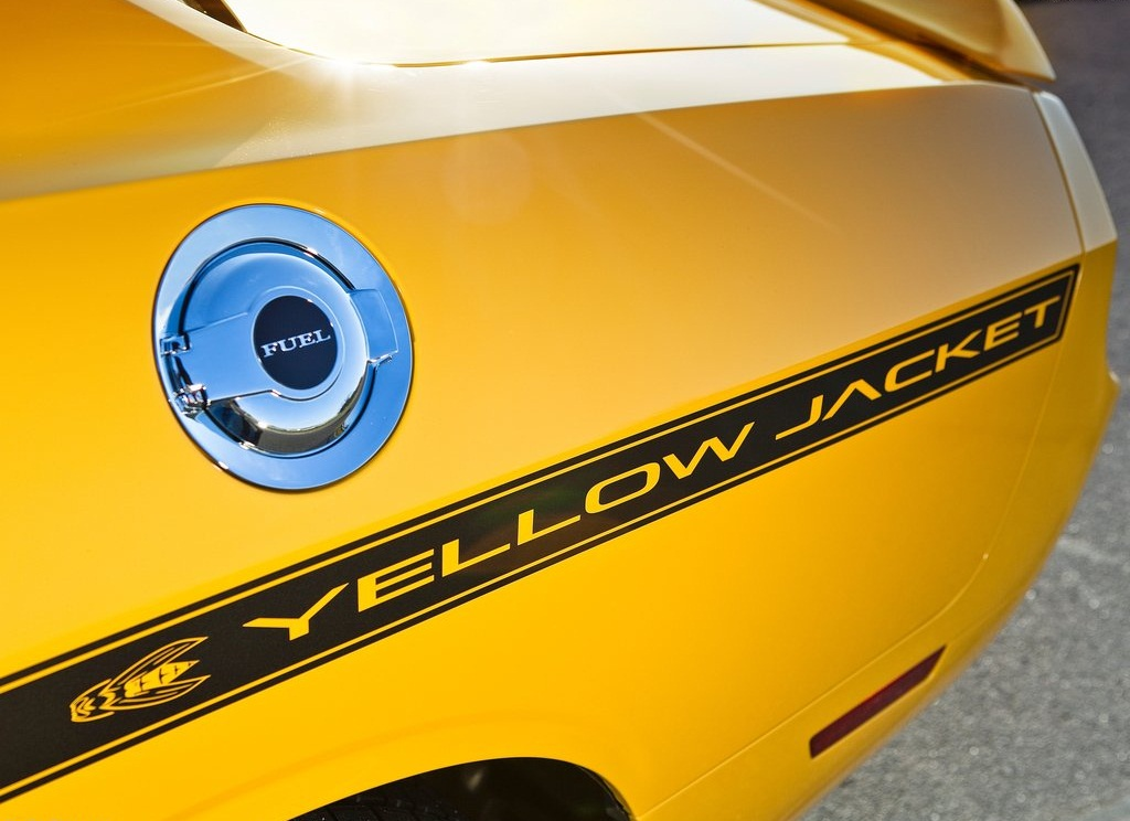 2012 Dodge Challenger SRT8 392 Yellow Jacket  (Photo 7 of 7)