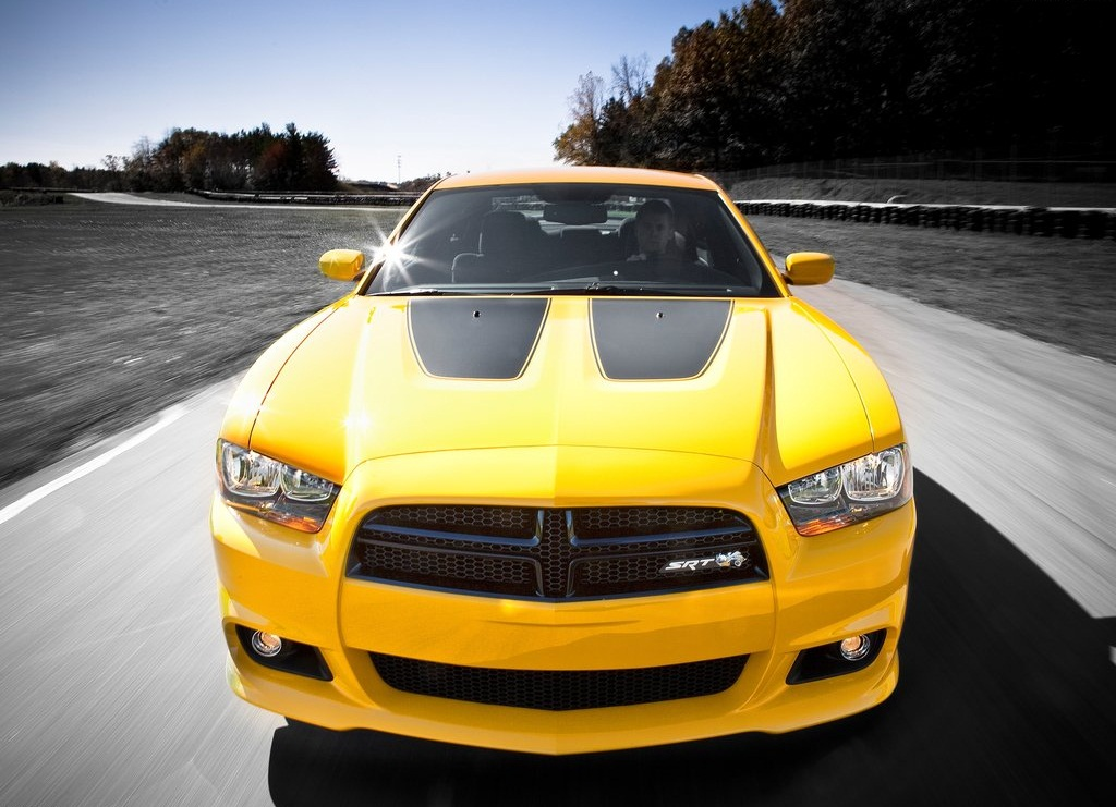 2012 Dodge Charger SRT8 Super Bee Front (Photo 5 of 10)
