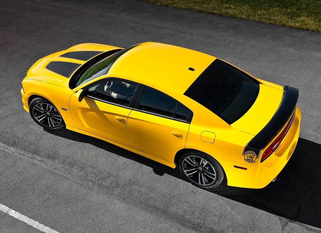 2012 Dodge Charger SRT8 Super Bee Top (Photo 9 of 10)