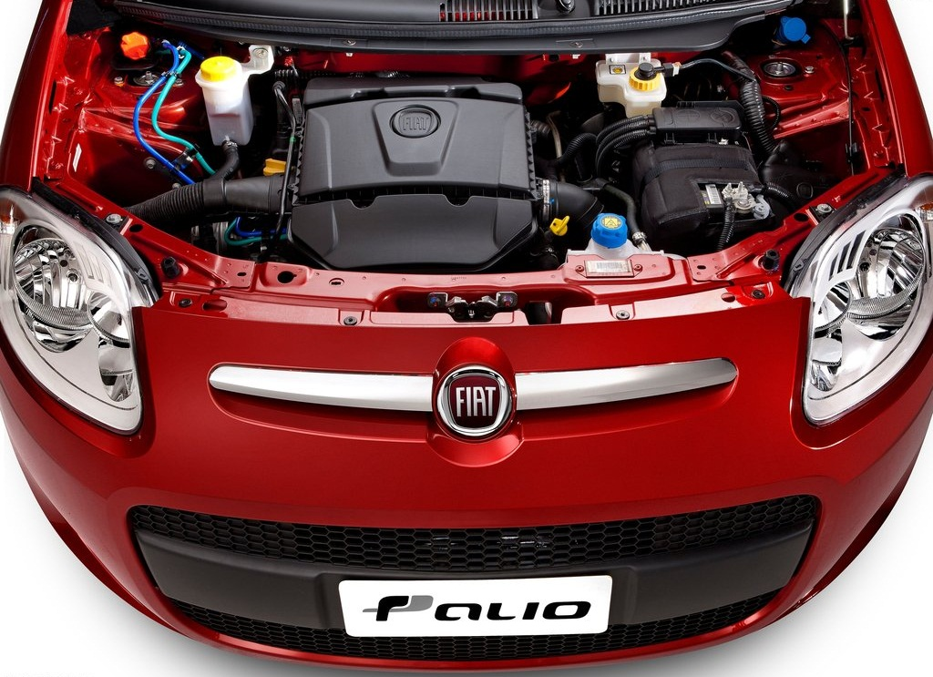 2012 Fiat Palio Engine  (Photo 5 of 10)
