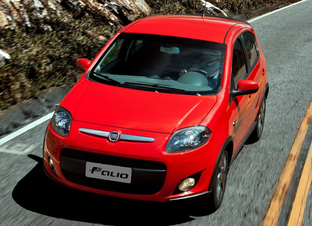 2012 Fiat Palio Top (Photo 9 of 10)