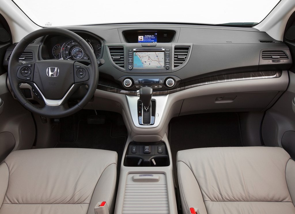 2012 Honda CR V Interior (View 2 of 9)