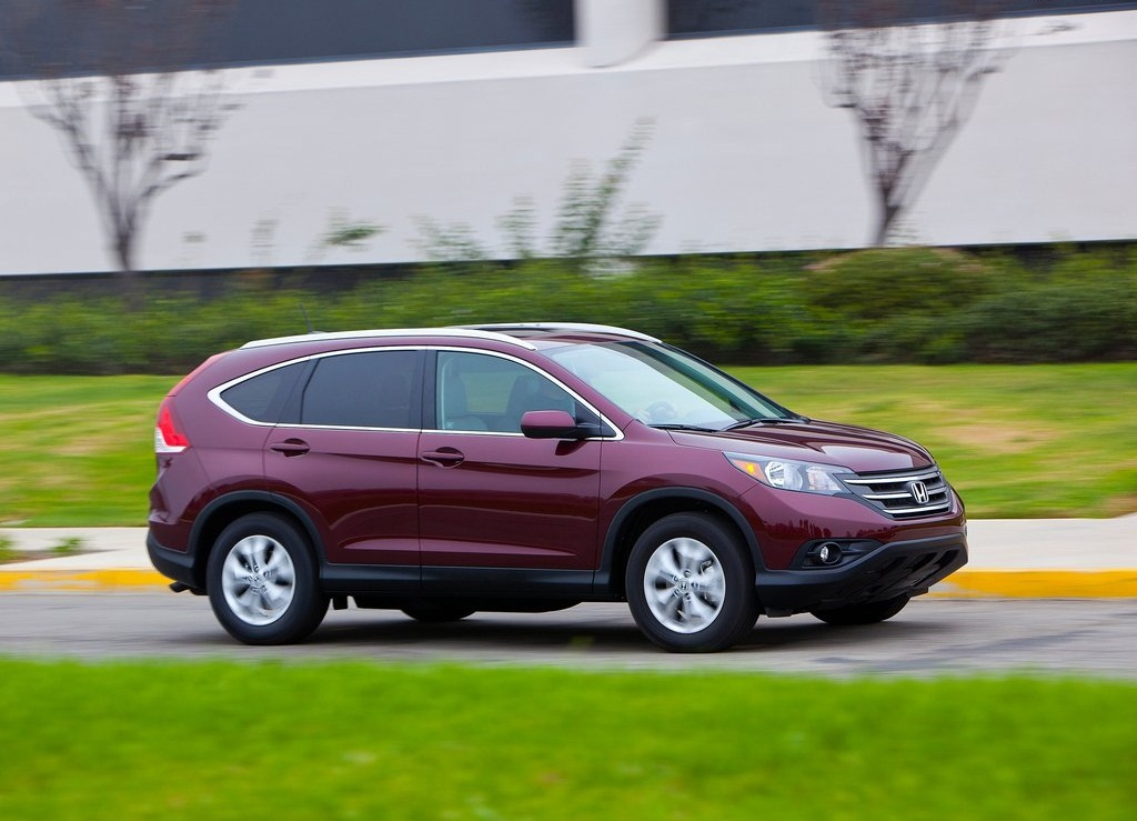 Featured Image of 2012 Honda CR V Car Review