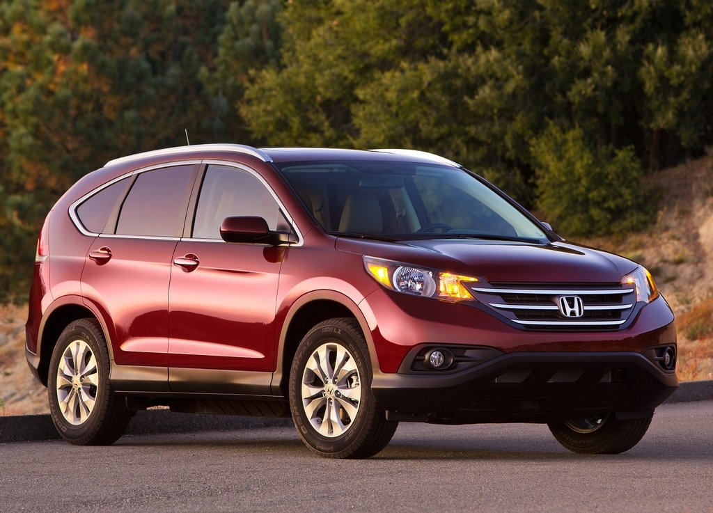 2012 Honda CR V (View 8 of 9)